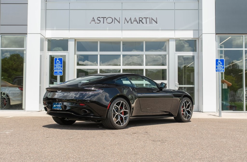 Pre-Owned 2019 Aston Martin DB11 Base